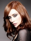Medium Auburn Red Hair Color - Red Hair Color Shades Pictures