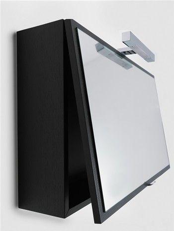 Pi di 25 fantastiche idee su specchio contenitore su - Arredo bagno ozzero ...