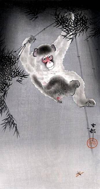 Блог - Привет.ру - Японская живопись. Художник Охара Косон (1878–1945) - Личный интернет дневник пользователя Irina