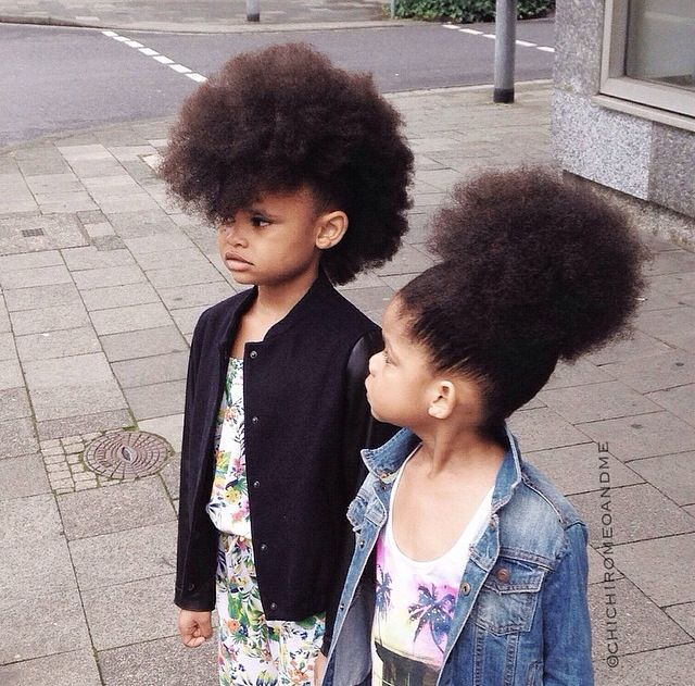 {Grow Lust Worthy Hair FASTER Naturally} ========================== Go To: www.HairTriggerr.com ========================== Look @ Dem Babies All Their Natural Hair!!!
