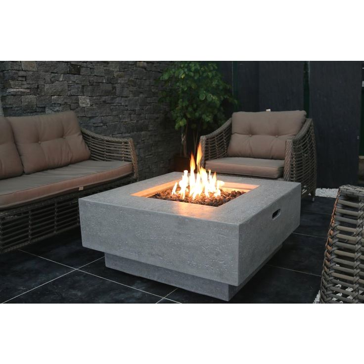 Durable High Quality Manhattan Outdoor Fire Pit Table The Perfect Fire Pit Table For Your Backyard Chill Out Fire Pit Table Propane Fire Pit Table Gas Firepit