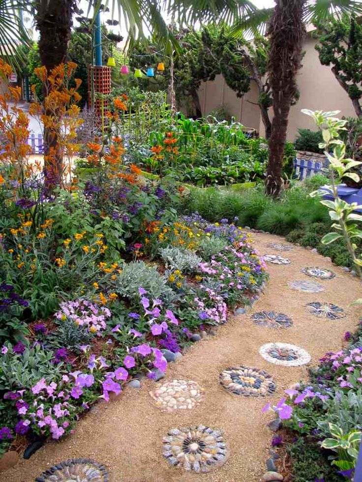 Best Du Jardin Au Paysage Images On   Landscaping
