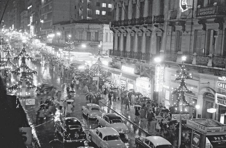 Χριστούγεννα, Χαυτεία, 1960