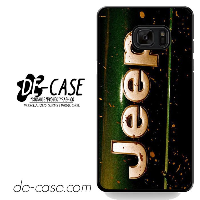Jeep DEAL-5844 Samsung Phonecase Cover For Samsung Galaxy Note 7