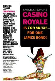 Download Filme Casino Royale 1967 Dublado. In an early spy spoof, aging Sir James Bond comes out of retirement to take on SMERSH.