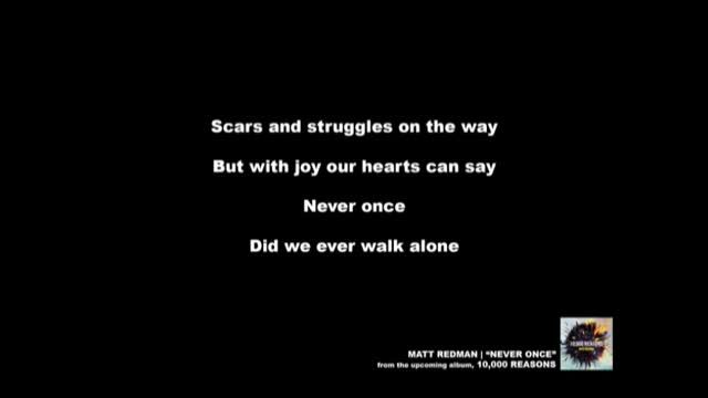 "Matt Redman ""Never Once"": Christian Songs Videos, Books Movies, Movies Music, Worship Music, Christian Music, Music Videos, Hey Music, Inspirational Videos"