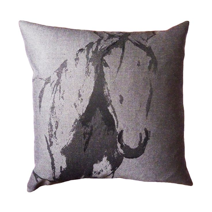 Our Black Brodie cushion provides a subtle depth to your cushion collection. The deep hues of grey and black in soft cotton fabric and brought to life with a red velvet reverse. A perfect addition to any interior looking for artistic sophistication.  440mm x 440mm  100% cotton twill front with luxe velvet reverse.  Concealed zip closure.  Duck feather cushion pad.  Signature dust bag included.  Made in the UK.