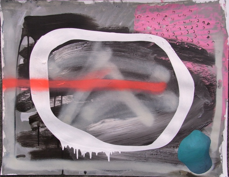 Jordi Gali -  Aigua salada (2013) 65x50cm