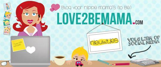 #nieuwsbrief #ontwerp #mailchimp voor www.love2bemama.com