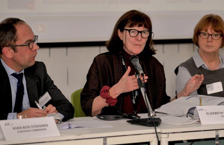 ETF - European Training Foundation