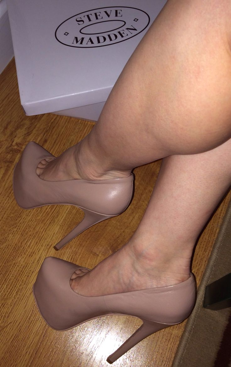My heels have a date with your balls