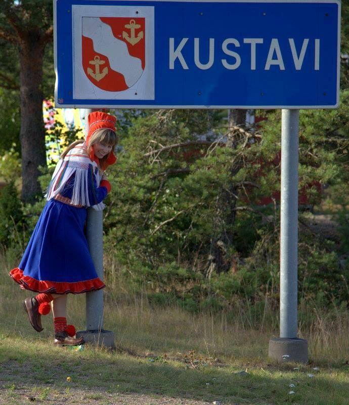 Kustavi/Saamemaa