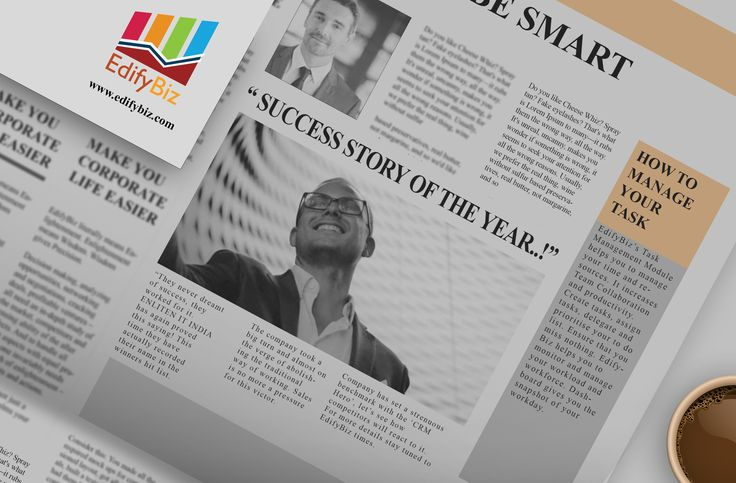 "Headlines: Success Story of the year! EnlitenIT becomes ""CRM Hero"" of the year. #EdifyBiz #EnlitenIT #EdifyBizTimes #PerksOfUsingEdifyBiz #Headlines #SuccessStories #Productivity #CRM #CompleteBusinessSolution #GetSetGrow"