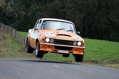 1972 Rover P6 3500 - Racing