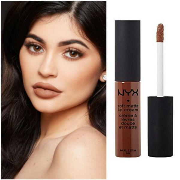 Kylie Cosmetics Brown Sugar Dupe: Nyx Dubai cruelty free