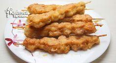 Maden Sulu Tavuk Şiş