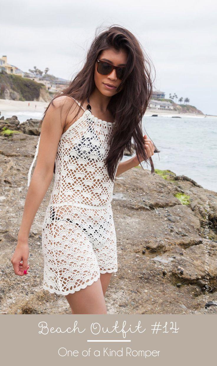 1000+ Ideas About Crochet Romper On Pinterest