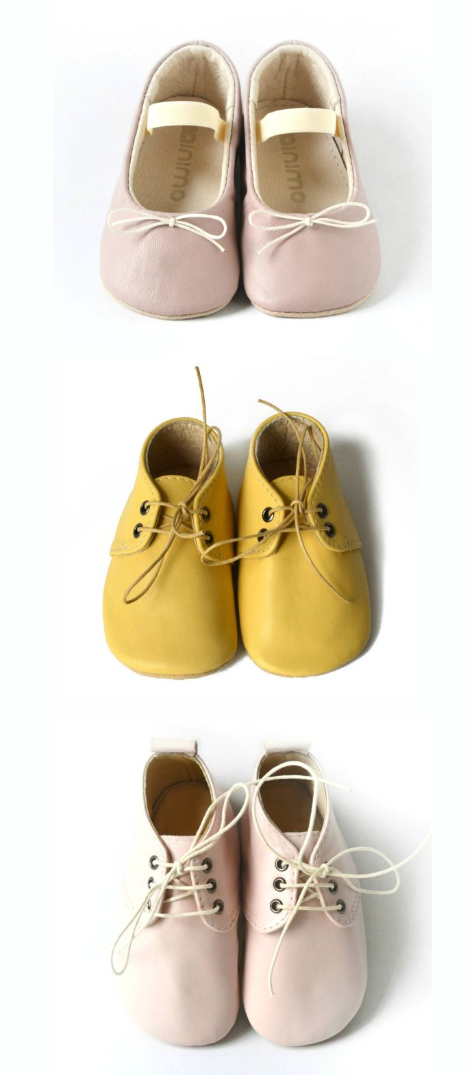 Soft Handmade Leather Baby & Toddler Shoes | MiniMos on Etsy