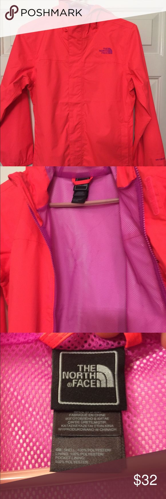 North face windbreaker Brand new girls Northface. Size 14/16 L. North Face Jackets & Coats