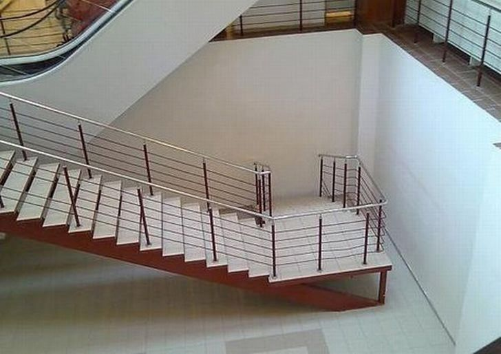 stairs construction mistake
