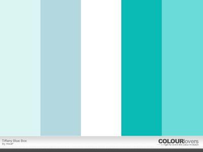 Tiffany blue box paint colors: Pantone Colors, Colors Palette, Bathroom Colors, Colors 1837, Bedrooms Wall Tiffany Blue, Colors Schemes, Blue Colors, Blue Palettes, Colour Palette