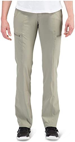 5.11 Tactical Womens Mesa Pants Cargo Pockets Contoured Waistband Style 64417 DWR Finish