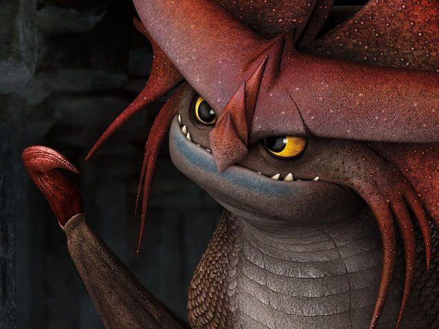 I got: Stormcutter! What HTTYD Dragon Are You?