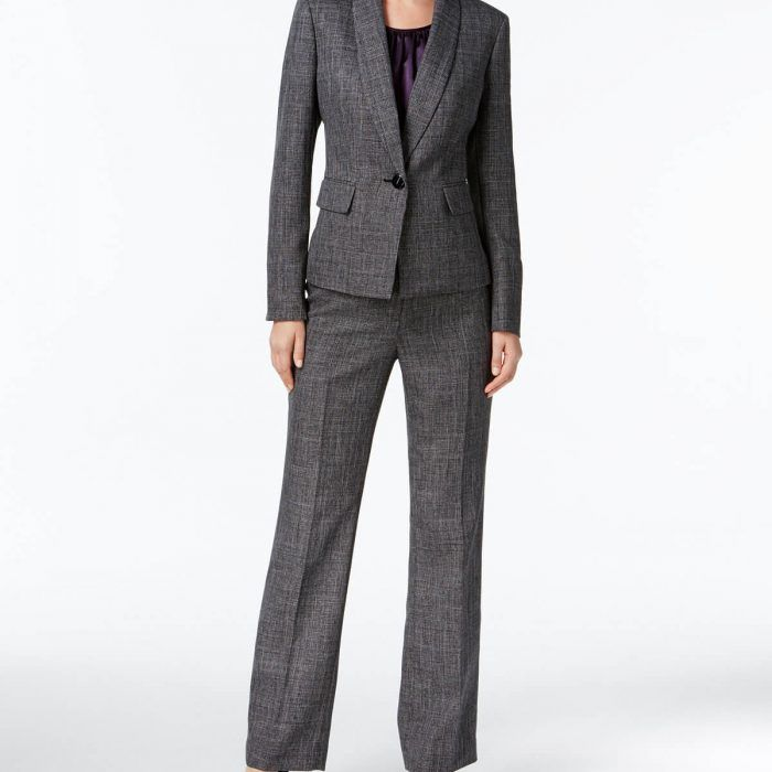 Petite Suits to Buy This Season