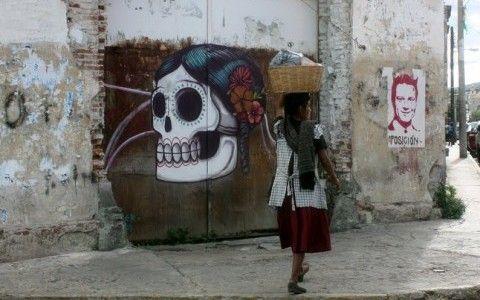 Saner – Guelaguetza 2012 @ Oaxaca, Mexico