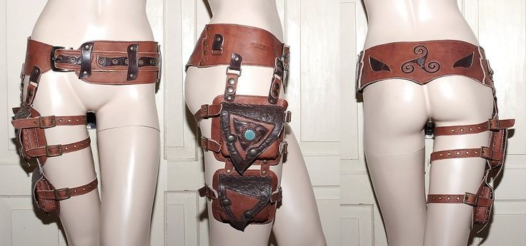 steampunk utility belt diy - Google zoeken