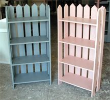 VINTAGE GARDENS - Decorator Items ... could use pallets