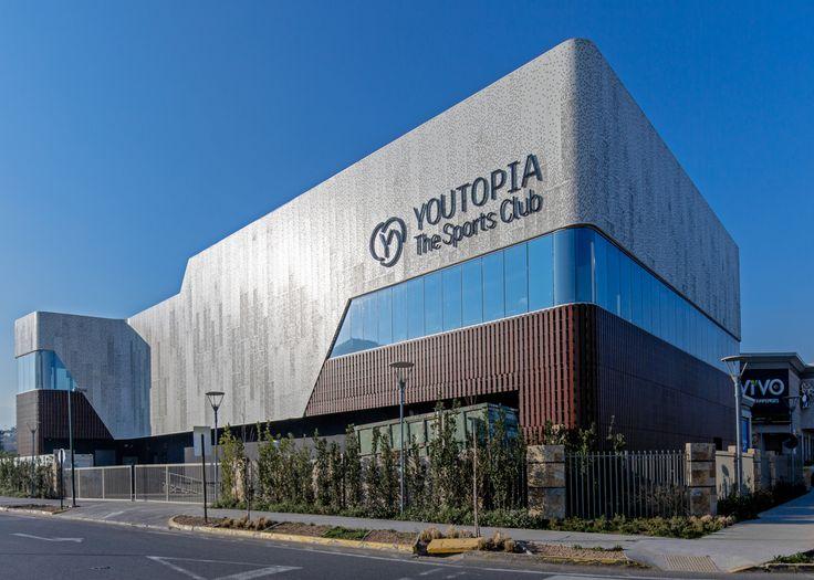 Yutopia, Alonso,  Balaguer y Arquitectos Asociados, Screenpanel