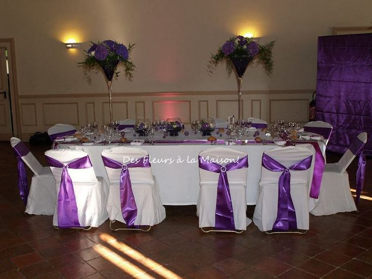 table d 39 honneur mariage domaine de grand maison sonia. Black Bedroom Furniture Sets. Home Design Ideas