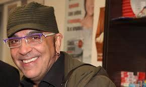 Giannis Zouganelis, aquarian 3 February 1955, Greek composer, musician, actor, presenter and teacher.