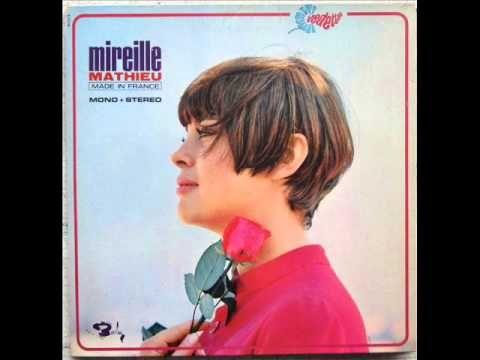 MIREILLE MATHIEU     LA DERNIERE VALSE     1967