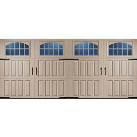17 best ideas about double garage door on pinterest for 17 ft garage door