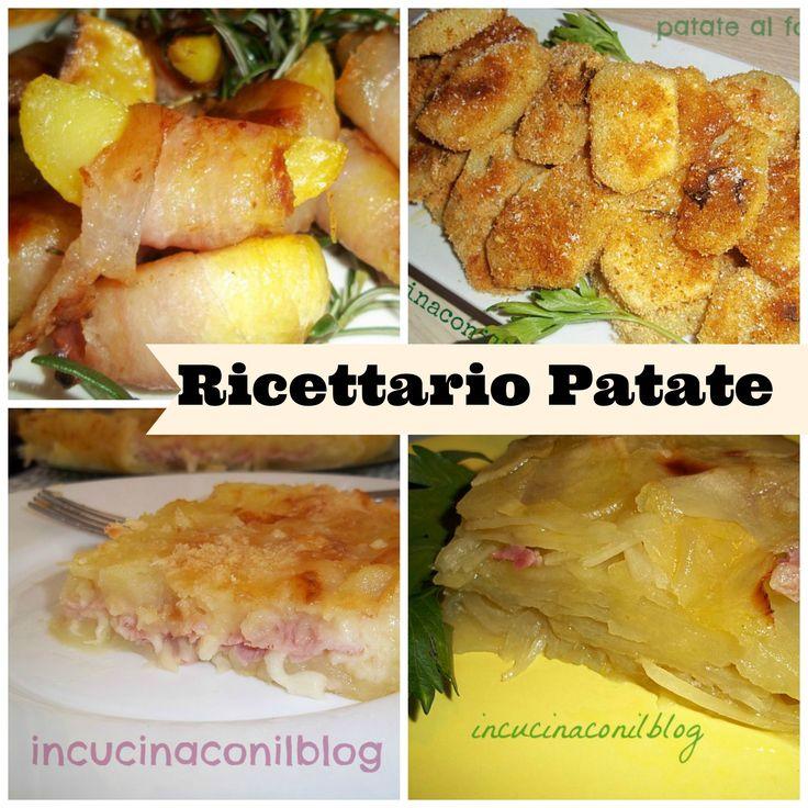 RICETTARIO+PATATE+PDF