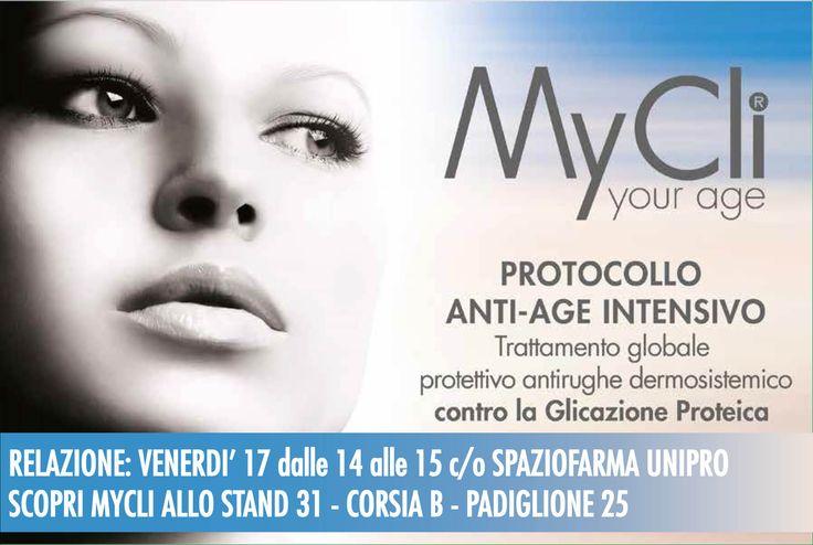 16-17 aprile #CosmofarmaExibition con #MyCli  Vi aspettiamo!  https://www.facebook.com/MyCli/posts/571947106241673