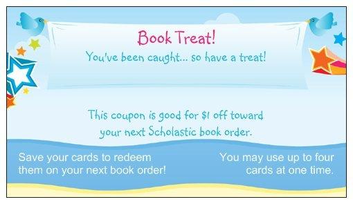 Inspire, Dream, & Create: Vista Print - Book Treat!