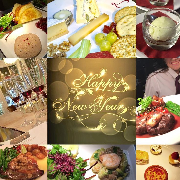 Happy new year to you only! We wish you more great meals drinks & moments with your friends & family.  Oh yes come to us then... but not now. We are resting 2 more days. See you from Thursday!  #Scarborough #realbistro #frenchbistro #foodie #instagood #instafood #instabistro #instaus #instanous #happynewyear #bonneannée #champagne #maison #chef #waitress #trounormand #calvados #sorbet #apple #foiegras #tuna #fillet #kir #cheese