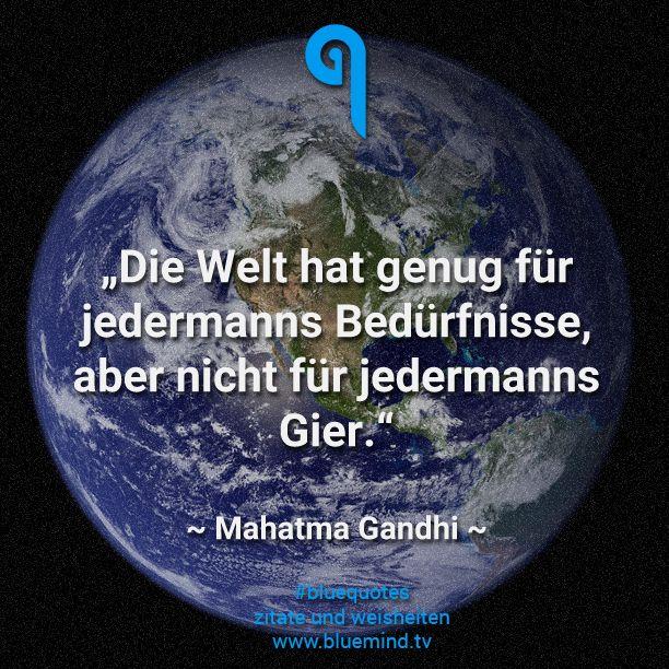 Die 10 besten Zitate von Mahatma Gandhi