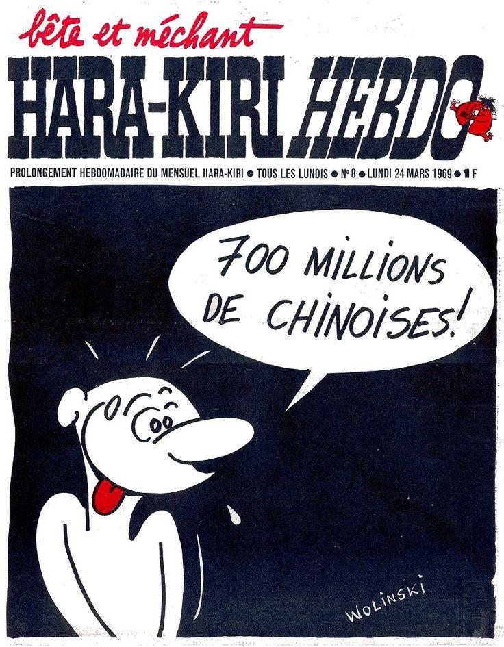 Best Hara Kiri Hebdo Images On Pinterest Book Jacket - 24 powerful cartoon responses charlie hebdo shooting