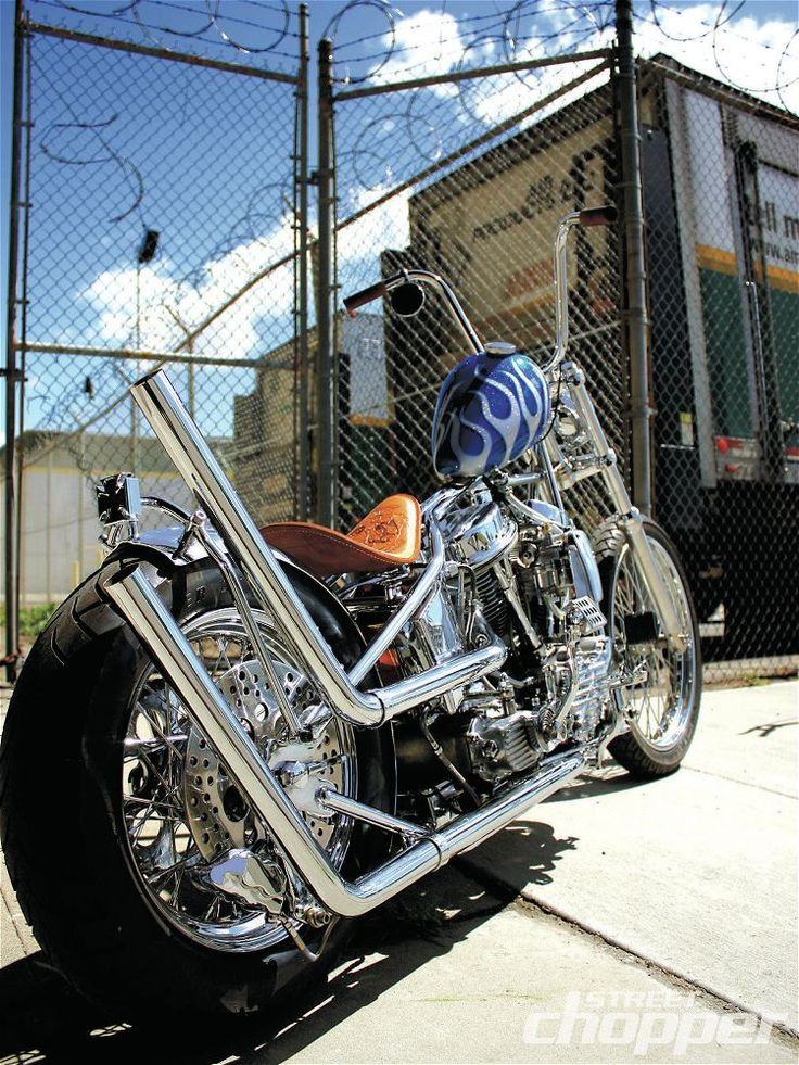 1950 Harley Davidson Rigid Panhead Bobber Repined By