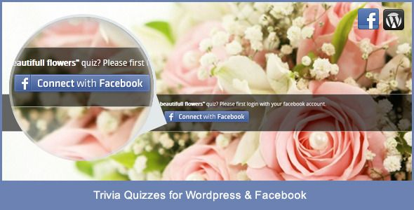 Trivia Quizzes for Wordpress and Facebook Download
