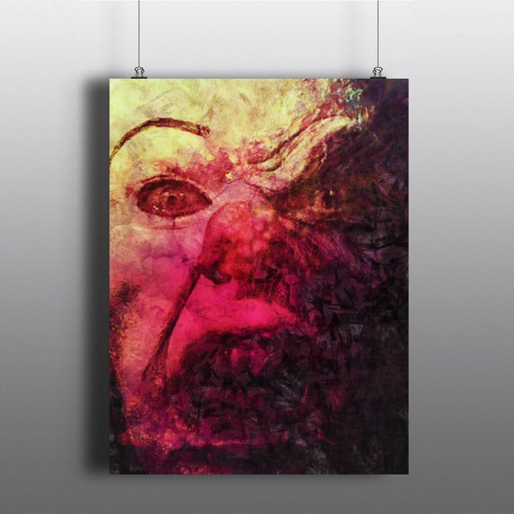 It - Pennywise The Dancing Clown, Stephen King, Supernatural Horror film, Cult Movie, Mixed Media Poster, Art Print No243 by TentakittyInk on Etsy https://www.etsy.com/listing/497768524/it-pennywise-the-dancing-clown-stephen