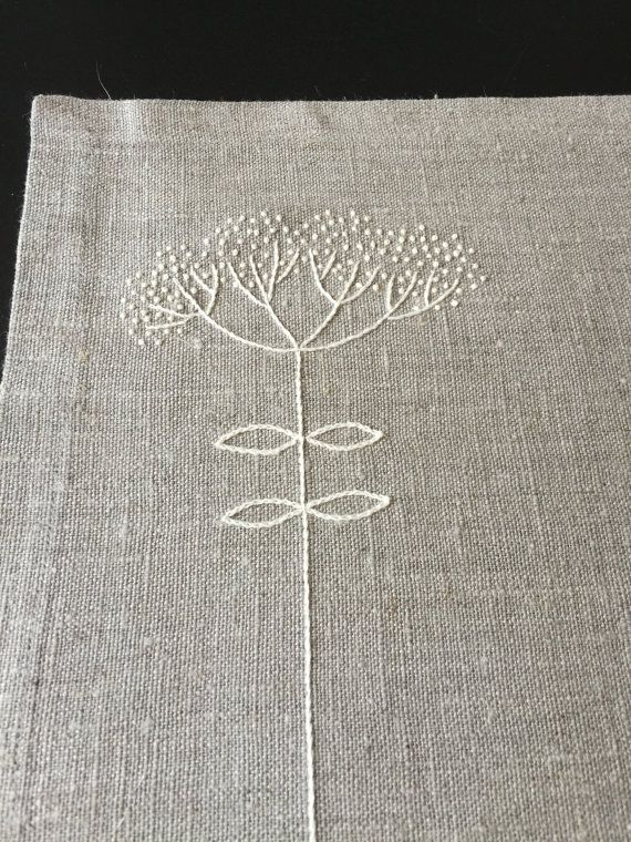 Ready to ship! Linen Placemats with hand embroidered in ivory. The placemats measure 18,5x13,5 (48x34 cm) and made from grey linen fabric. Set of 6 Natural color, pure linen fabric. Eco friendly. Care: machine wash 40 C The embroidery should be ironed with the wrong side up putting it on something soft for example a terry towel so that it would preserve its form (relief). The brightness and shade of the colors may be slightly different from what you see on your computer. Thank you for vis...