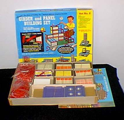 Girder And Panel Toys 70