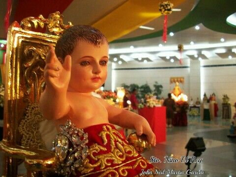 Santo Nino Exhibit 2013