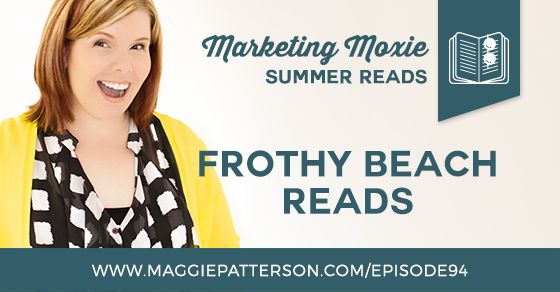 Episode #94: Frothy Beach Reads | Fiction Books | You know I love Rob Lowe, and the 'Love Life' book is a memoir that makes him as awesome as ever. We need a chick biography to balance out Rob Lowe, and Judy Greer's is my choice. She's the BFF you wish you had who just happens to be a celebrity. Listen into the Marketing Moxie podcast as we chat about these books and a few others of my top fiction book choices.