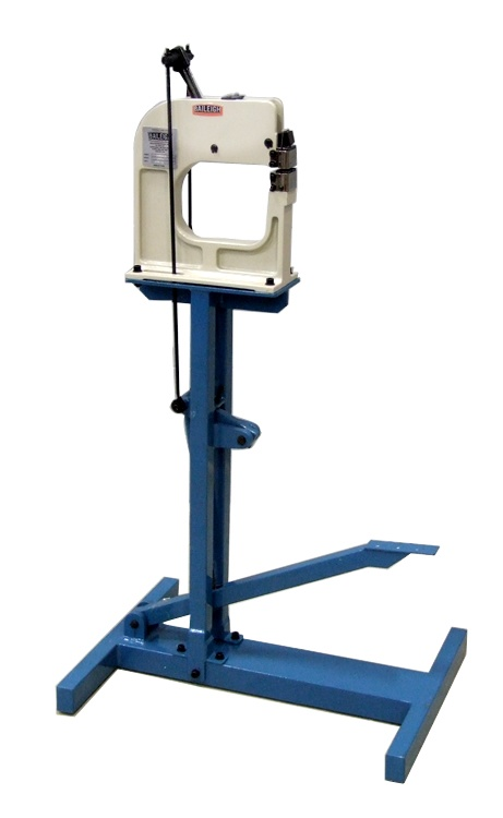 Baileigh Shrinker Stretcher Floor Stand With Foot Pedal
